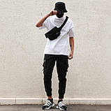 """Чоловічі штани-карго """"Fujin"""" від бренду """"TUR"""", фото 5"""