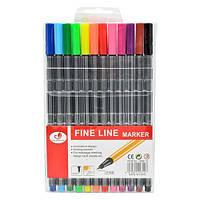 """Набор ручек """"Fine Line"""" 12цветов"""