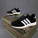 Жіночі кросівки Adidas INIKI, фото 4