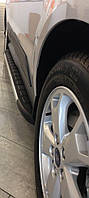 Land Rover Freelander I Бічні пороги Duru (2 шт., алюміній)