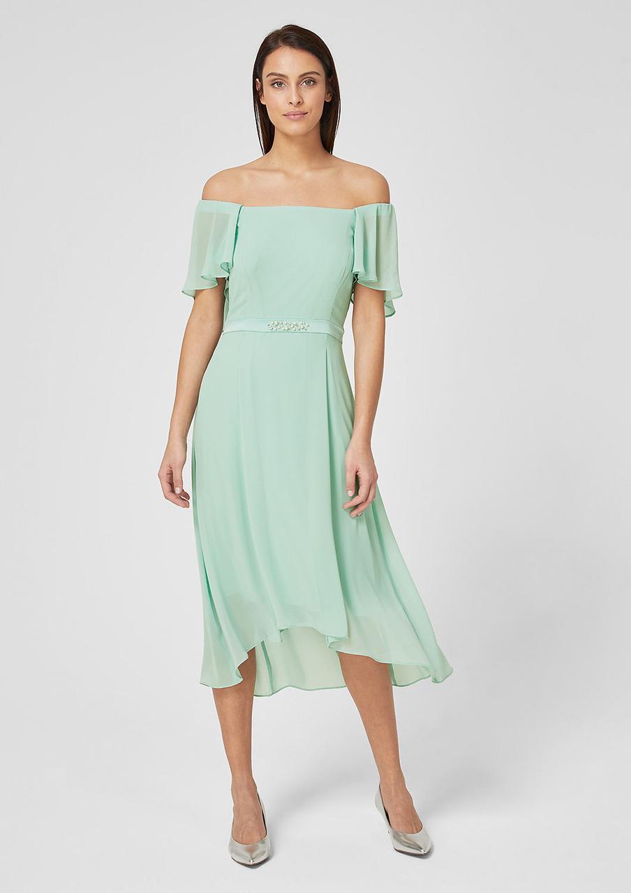 Платье S.Oliver 70.904.82.7403 S Мятный