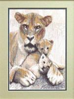 Забота Набор для вышивки крестом Чаривна Мыть 489