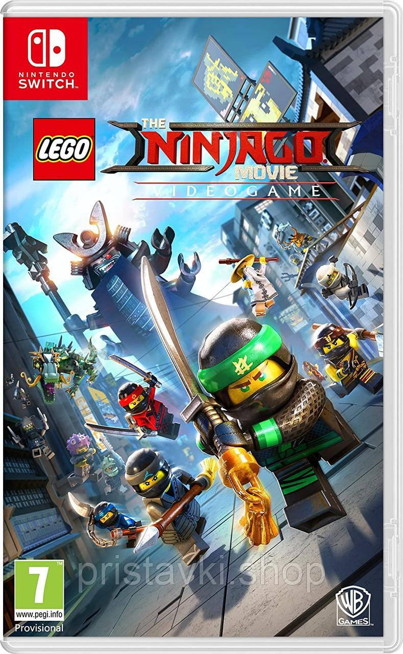 Lego Ninjago Movie Nintendo Switch