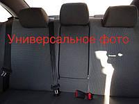Skoda Rapid 2012 гг. Авточехлы (тканевые, Classik)
