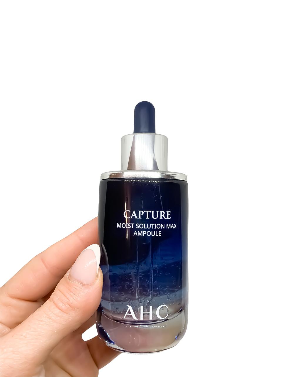 Зволожувальна ампульна сироватка AHC Capture Moist Solution Max ampoule