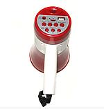 Мегафон рупор громкоговоритель UKC ER-22, фото 3