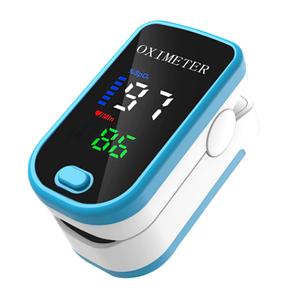 Портативный пальчиковый пульсоксиметр SPO2 пульсовая Оксиметрия измерения кислорода в крови