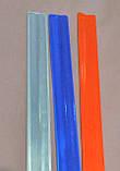 Лента светоотражающая, фликер, магнитный браслет на руку ногу 30 см, фото 6