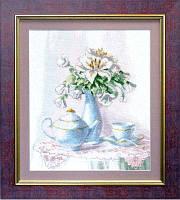 Утренний чай Набор для вышивки крестом Чаривна Мыть 595