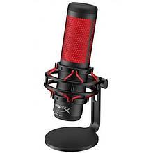 Мікрофон Kingston HyperX Quadcast (HX-MICQC-BK)