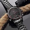 Чоловічі Водонепроникні годинники Naviforce Army з Підсвічуванням ОРИГІНАЛ 100%