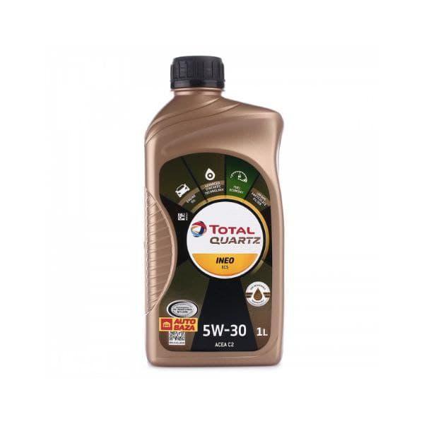 Моторное масло Total Quartz INEO ECS 5W-30  1л (166252)