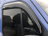Fiat Doblo III nuovo 2010↗ и 2015↗ гг. Ветровики (2 шт, Niken) 2015-2021, 4 штуки