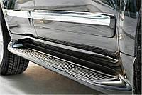 Lexus LX570 / 450d Комплект дверных молдингов (2008-2016) Белый цвет