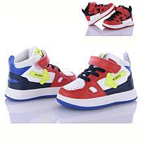 Дитячі кросівки для дівчинки W. Niko р21-26 (код 4560-00)
