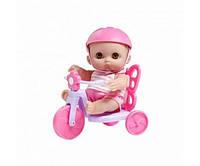 Пупс Мими на велосипеде JC Toys JC16972-2 (4105008), фото 1