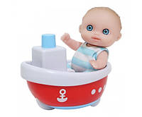 Пупс JC Toys Малыш с лодочкой 13 см (JC16912-8), фото 1