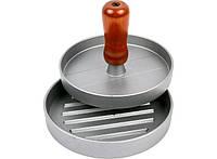 Пресс для гамбургеров и котлет металлический Burger Press 9 см, фото 1