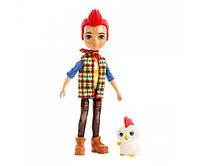 Кукла Enchantimals Редвард Рустер с петушком Клак (GJX39), фото 1