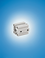 Компактный цилиндр Rexroth, серии CCI, диаметр поршня 25 мм, ход 30 мм