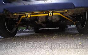 Стабилизатор поперечной устойчивости ЗАЗ 1102 Таврия  1986-2007  передний (СПОРТ) усиленный
