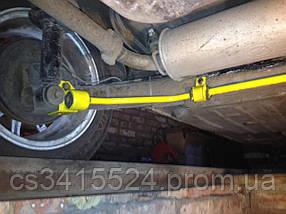 Стабилизатор поперечной устойчивости ЗАЗ 11055 (Пикап)  задний (СПОРТ) усиленный