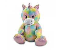 Мягкая игрушка Addo Единорог светло-розовый 80 см (315-10133-B/2), фото 1