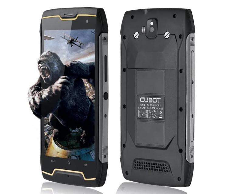 Cubot King Kong black