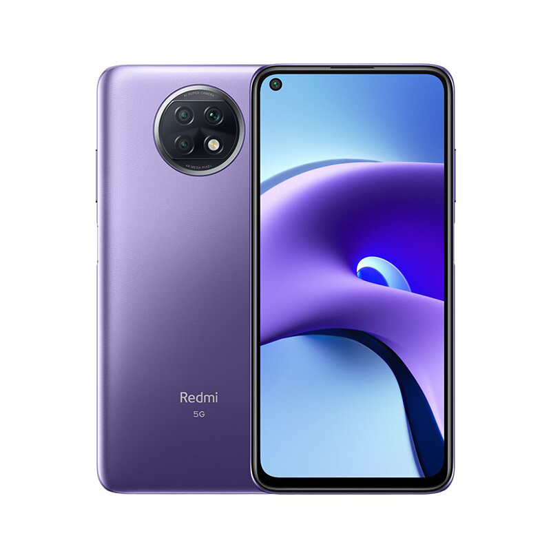 Xiaomi Redmi NOTE 9T 4/128Gb purple Global Version