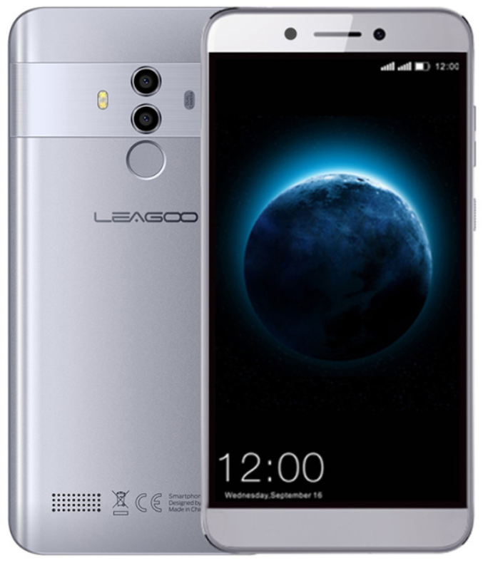 Leagoo T8S gray