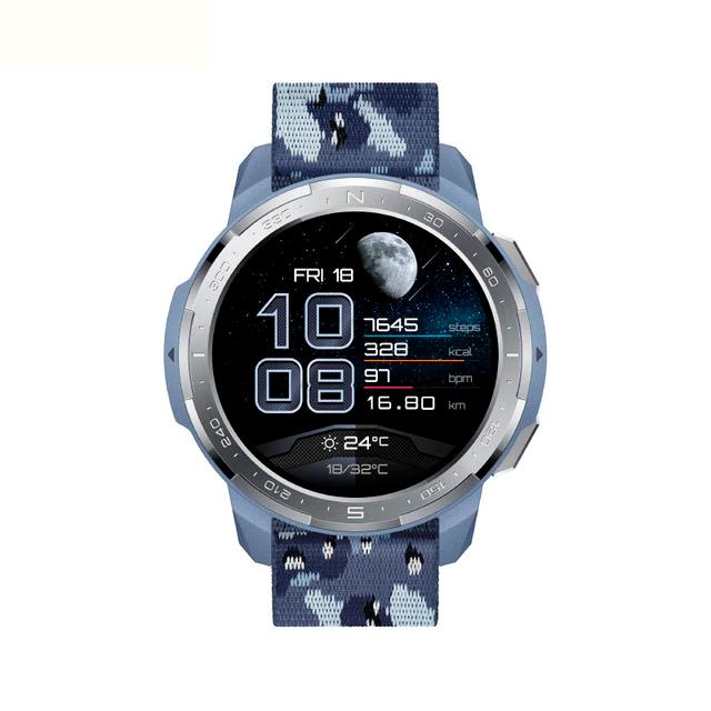 Смарт часы Honor Watch GS Pro blue