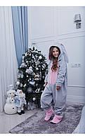 "Пижама кигуруми ""зайка"" размер 116 Mililook"
