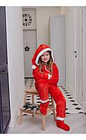 """Пижама кигуруми """"санта клаус"""" размер 116 Mililook"""