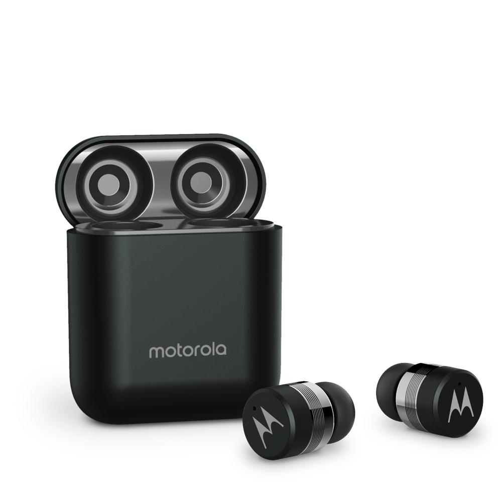 Наушники Motorola VerveBuds 110 black