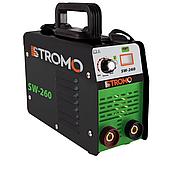 Сварочный инвертор Stromo SW-260 (дисплей)