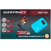 Зарядное устройство для автомобильного аккумулятора Grand ИЗУ-10А