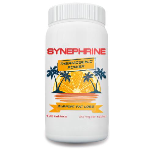 Nosorog Synephrine, 100 таблеток
