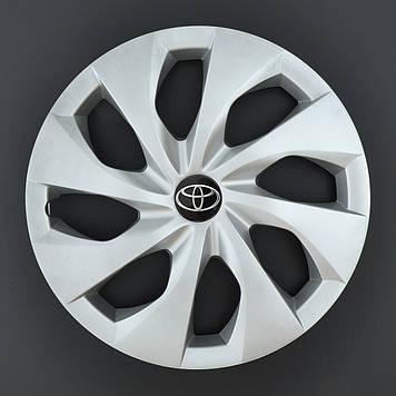 Колпаки R16 Toyota Corolla A154 (эмблема скотч)