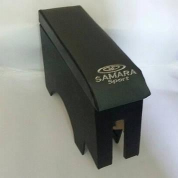 Підлокітник мод. LADA 2108-099 чорний (диогональ)