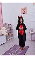 """Пижама кигуруми """"мики маус"""" размер 116 Mililook"""