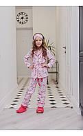 """Пижама """"единороги"""" размер 116 Mililook"""
