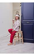 "Пижама ""сладости"" размер 116 Mililook"