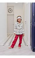 """Пижама верона """"собачки"""" размер 104 Mililook"""