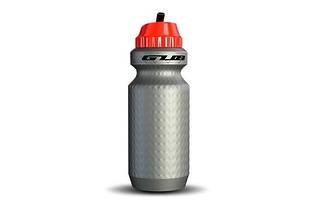 Фляга 650ml GUB MAX Smart valve (серый с красным)