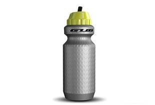 Фляга 650ml GUB MAX Smart valve (серый с салатным)
