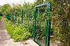 Забор из сварной сетки для ограждения территорий