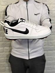 Мужские  кроссовки в стиле Nk , белый, Вьетнам 40-44