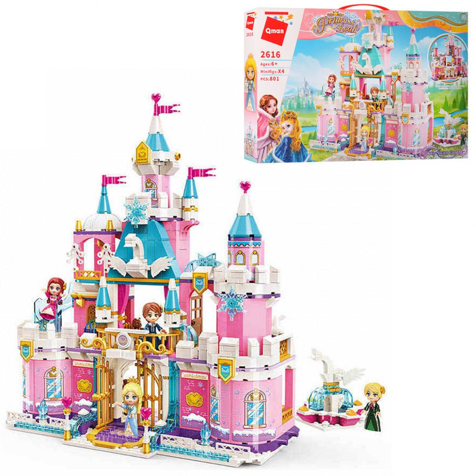 Конструктор Qman 2616 замок принцессы
