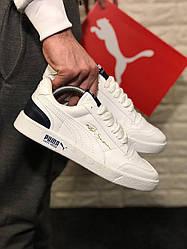 Мужские  кроссовки в стиле Puma shock wedge , белый, Вьетнам 40-44