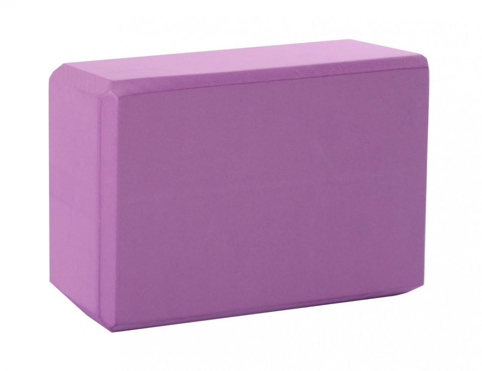 Блок для йоги MS 0858-3 (Violet)